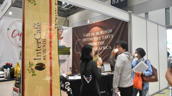 Africa coffee bureau promotion and niche market scheme