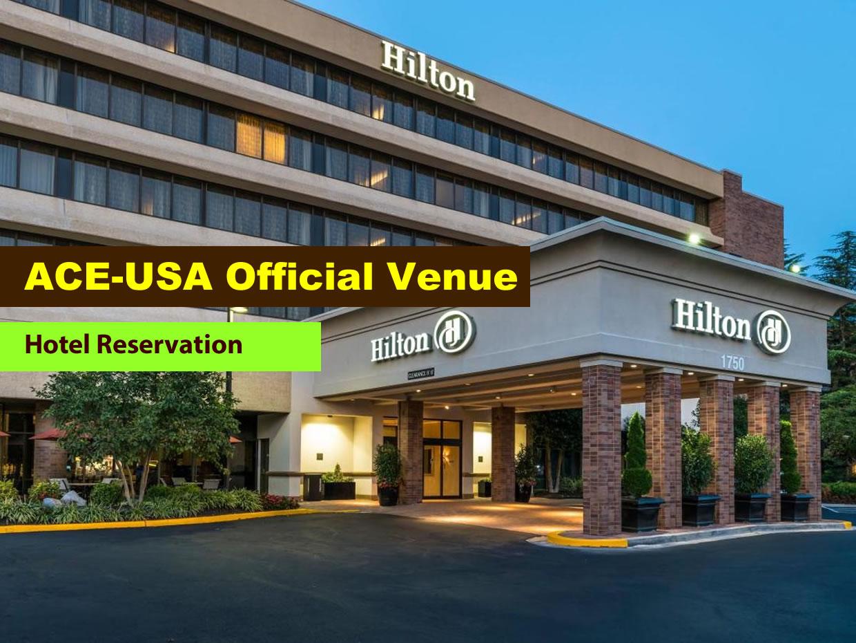 Africa Coffee Bureau expo 2020 venue Hilton Hotel